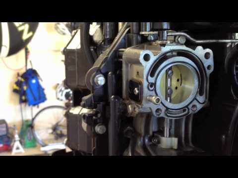 1996 Evinrude 150 Carburetor Rebuild
