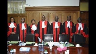 SUPREME COURT RULING: Major issues that Justices listened to and made a determination on