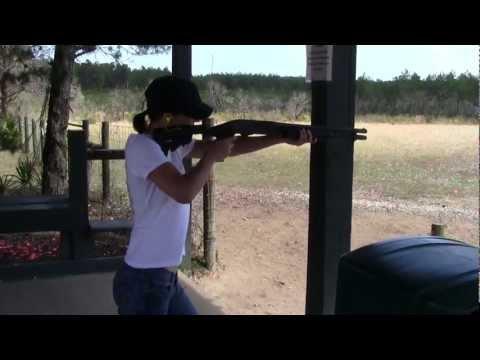 Newbie Gun Range Time