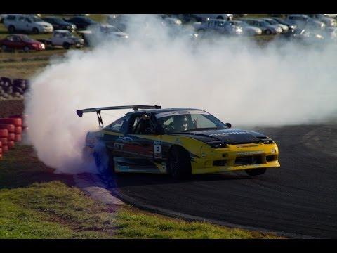 Drifting Tasmania | Baskerville Driftin' 2014
