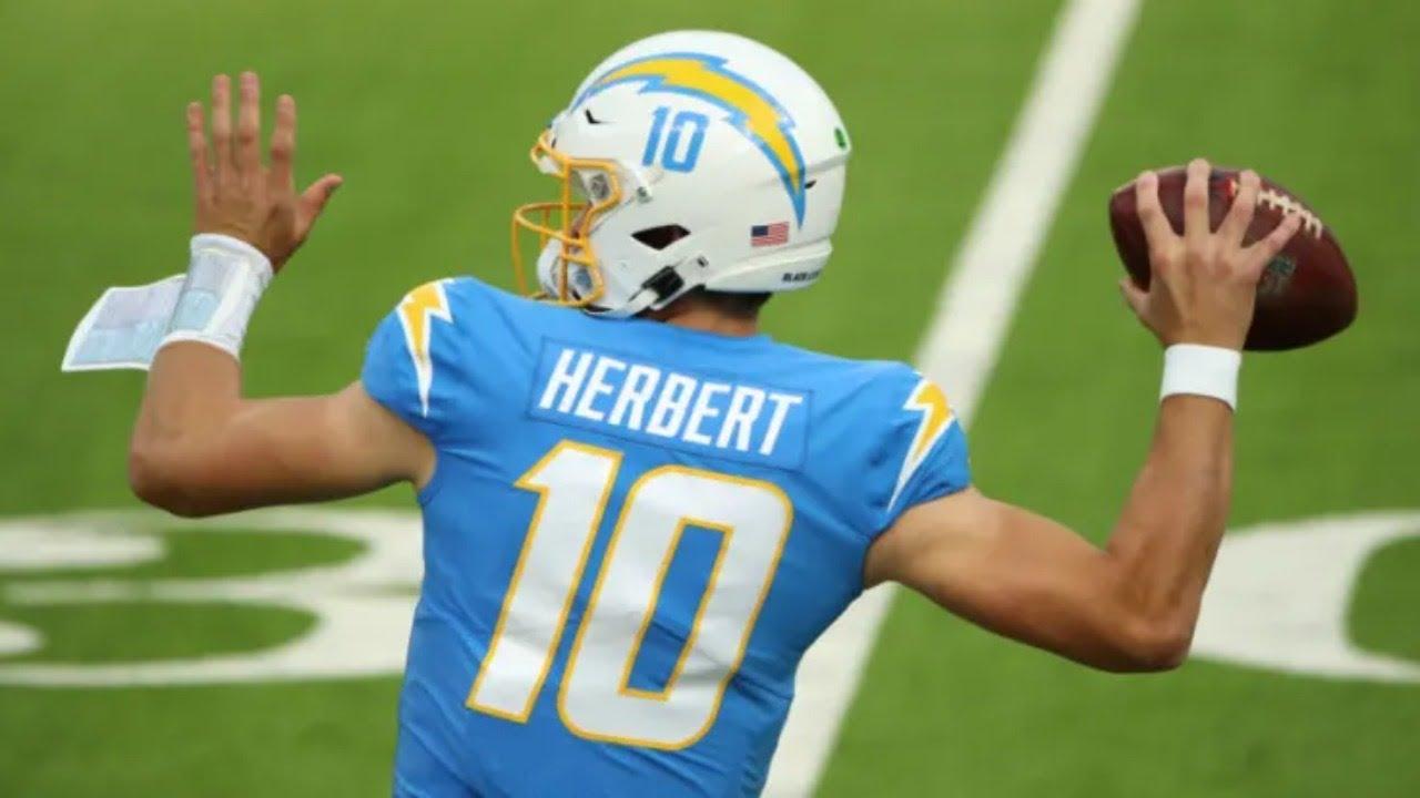 Justin Herbert | 2020-21 Rookie Highlights
