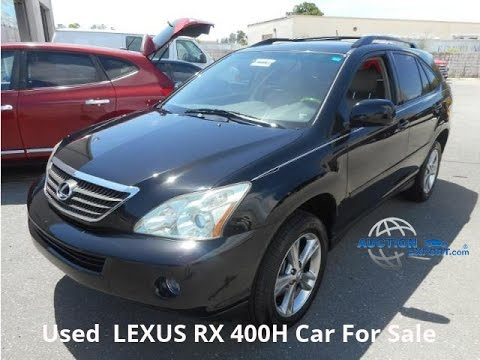 Used Lexus RX for Sale in USA, Shipping for Cambodia