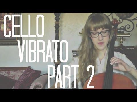 Cello Vibrato, Part 2 | How To Music | Sarah Joy