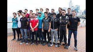 2017 Hong Kong ePrix: The day before - FIA Formula E - Michelin Motorsport