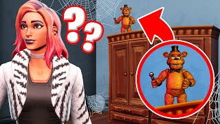 Playing FIVE NIGHTS AT FREDDY