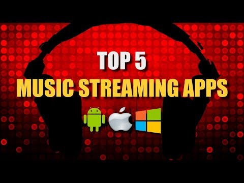 Top 5 Best Music Streaming Apps 2017