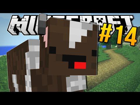 Minecraft Pocket Edition | FARMER'S PATHWAY!! | #14
