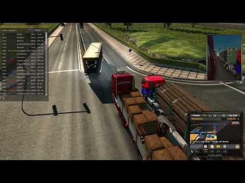 TruckersMP Report: [KOSE] BARIŞ 60