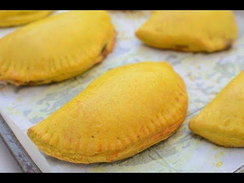 Jamaican Meat Pie | Jamaican Beef Patties | Chef Lola's Kitchen