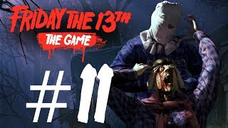 Friday The 13th The Game | Online Gameplay | #11 (No Commentary)