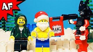 Lego Ninjago Christmas: Garmadon on Santa