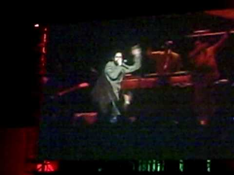 Rock the Bells 2009! Nas and Damian Marley at Jones Beach, NY