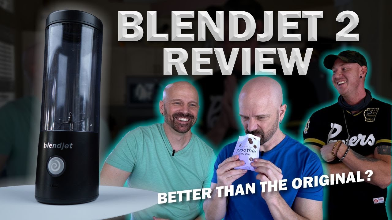 BlendJet 2 Review: Portable Blender Put to the Test!