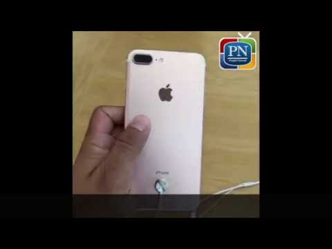 Iphone 7 live test