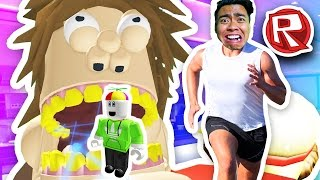 ESCAPE THE FAT GUY! | Roblox