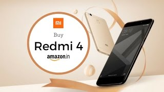 Tricks to buy Redmi 4 from Amazon India (Proof Added)
