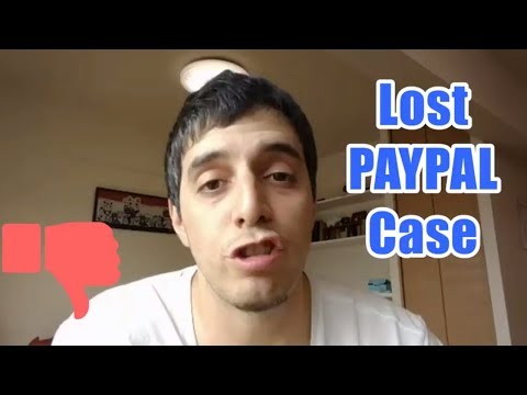 Lost PayPal Dispute - PayPal Dispute Solutions For Email Tracking