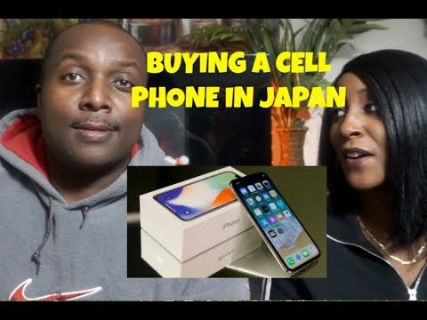 HOW TO BUY A CELL PHONE IN JAPAN | WHAT YOU NEED TO KNOW
