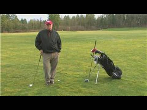 Golf Swing Tips : How to Hit a Golf Ball With Irons