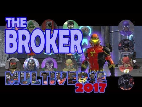 DCUO; The Broker