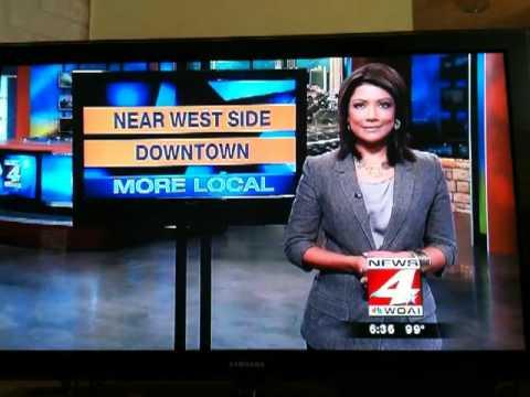 News Lady Fails