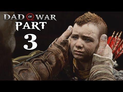 GOD OF WAR 4 - Gameplay Walkthrough Part 3 - WHITE WALKERS!