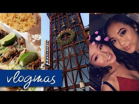 Vlogmas Week 2 🎄Tacos, Finals, Flu | ShifraSays