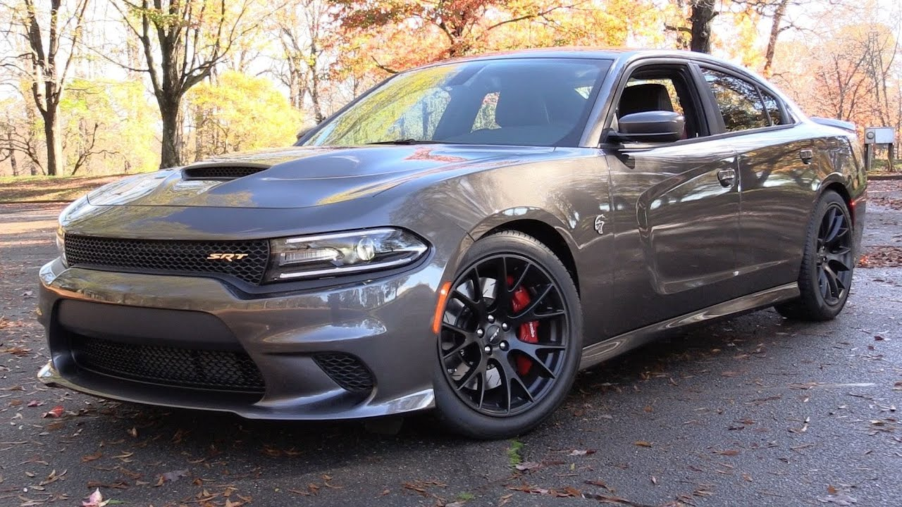 2015/2016 Dodge Charger SRT Hellcat Start Up, Road Test, and In Depth Review