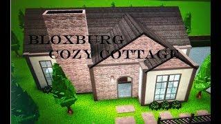 Roblox Bloxburg Cozy Cottage 87k