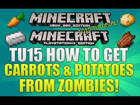 Minecraft Xbox 360 & PS3: