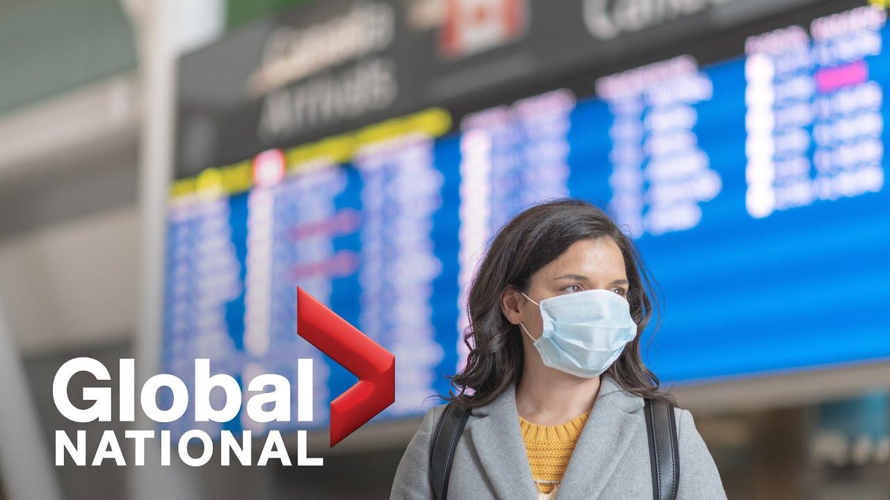 Global National: Jan. 4, 2021 | Backlash builds against politicians over pandemic travel