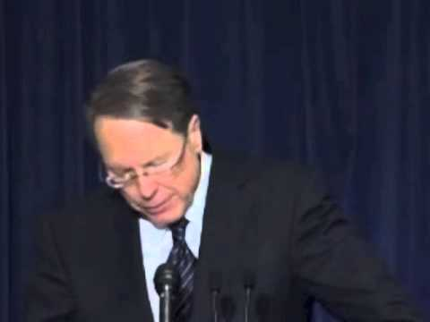 NRA Press Conference, Newtown Killings: Blaming Video Games and Media