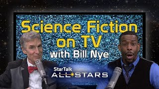 Full Episode | Science Fiction on TV, with Bill Nye