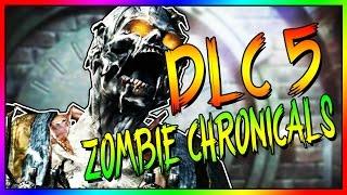 BO3 Zombies CHRONICLES DLC LEAKED? BO3 Zombies DLC 5 Leak