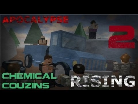 Apocalypse Rising Adventures- Ep 2: Reunited!