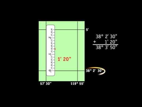 Measuring Latitude Longitude