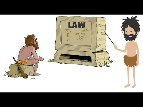 LEX ANIMATA, animated law lectures