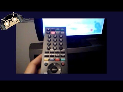 Unboxing Sony PS3 Media/Blu-ray Disc Remote Control and Set  Up [Manjoume]