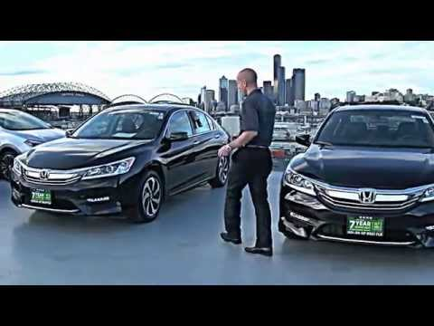 2016 Honda Accord Sport Vs EX Vs LX   3 Great Choices, I Only Get