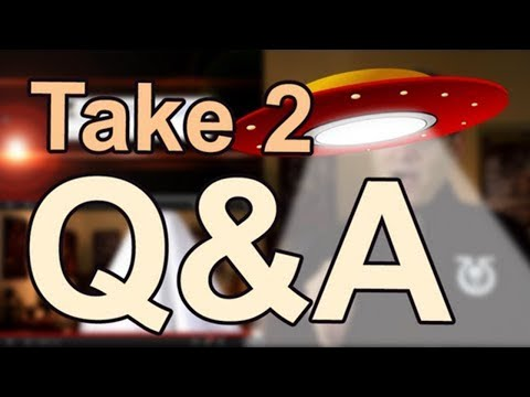Take 2 - Q&A, Andy Rooney, Aliens, DIY Halloween Costume! - The Basic Filmmaker Episode 28