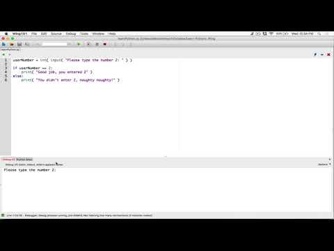 50. Indentation in if and if-else statements - Learn Python