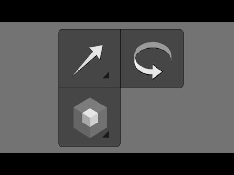 Blender 2.8 Preview I New Defaults and Icons Changed Again