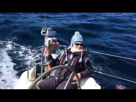 Scotland to Denmark Sailing Across the North Sea Part 2