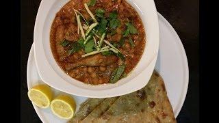 Lahori Murgh Cholay لاھوری مرغ چھولے / Cook With Saima