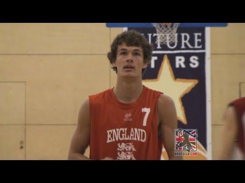 Devon Van Oostrum (1993 born) at Future Stars 2010