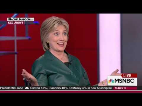 Hillary on VA —