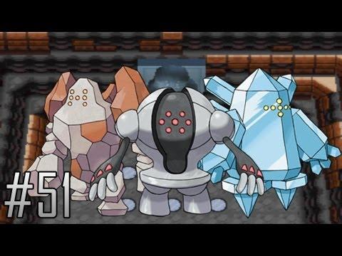 Pokemon Platinum Walkthrough Part 51: The Legendary Golems