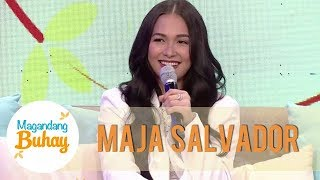 Maja Salvador reveals how she got her role in 'The Killer Bride' | Magandang Buhay