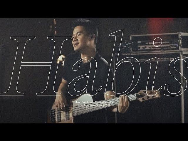 Glenn Fredly - Habis (Live)