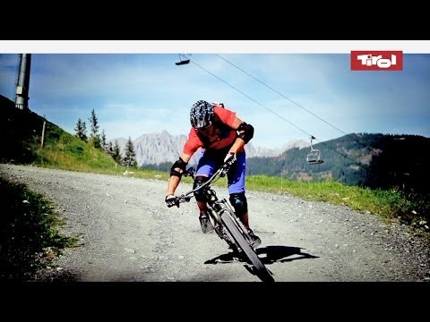 MTB Techniques (5): Mountainbike Fast Cornering